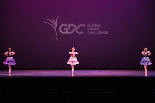 Goh Ballet Academy - Hide and Seek