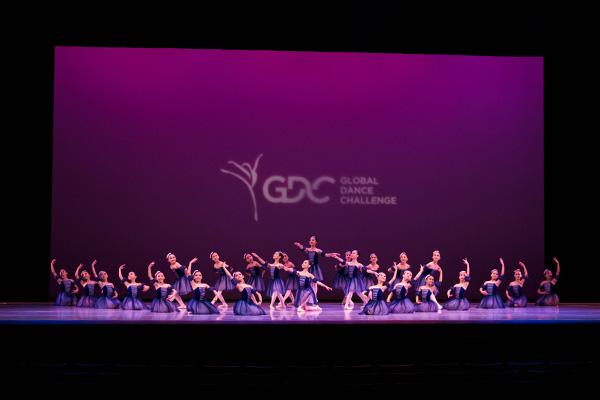 Jin Bao Long Ballet School - Skating Waltz