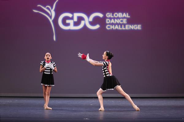 Doris Topete Dance Academy, for Mi Corazon