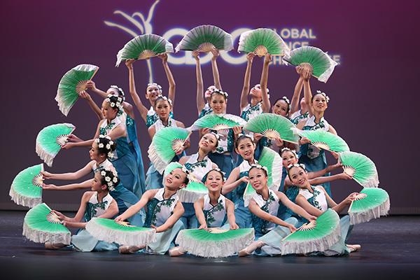Suzhou Little Angel Ballet Company, for Jasmine